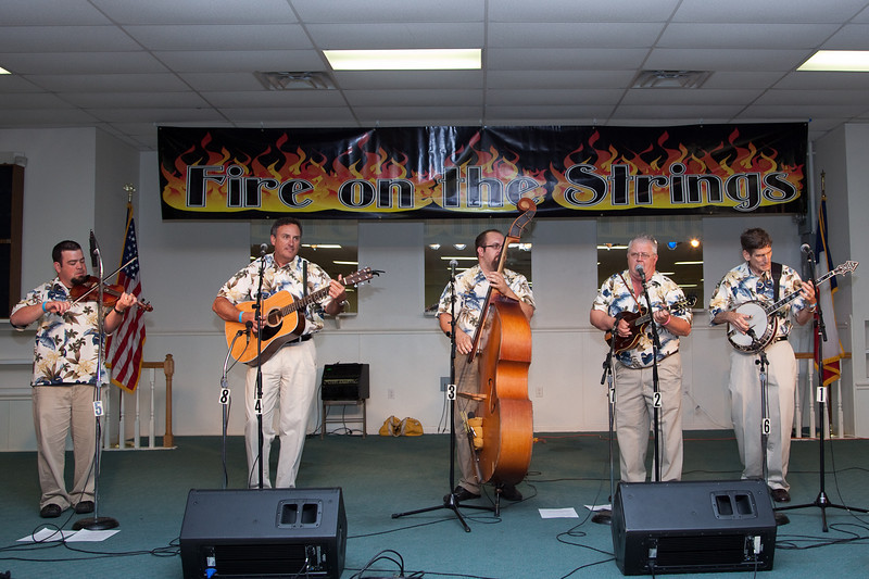 The Buffalo Nickel Bluegrass Band