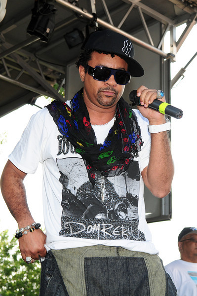 Medford, NY - JULY 17: Shaggy Performs at  the 2010 Party FM's Mega Jam Hosted By Nickelodeon's I- Carly, Miranda Cosgrove at the Country Fair Entertainment Park Route 112, Medford, NY (Photo by Joseph Bellantoni/In House Image)