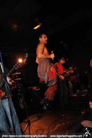 999 - Tokix Ephex - at Cafe Drummonds - Aberdeen, UK - February 19, 2010