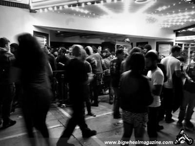 Adolescents - Youth Brigade - The Crowd - Blockage - at the El Rey Theater - Los Angeles, CA - March 12, 2010