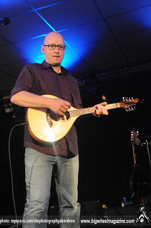 Adrian Edmondson and The Bad Shepherds - at The Lemon Tree - Aberdeen, UK - September 16, 2010