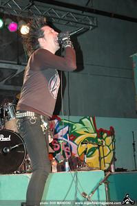 Total Chaos - at Are 702 Skatepark - Las Vegas, NV - October 8, 2010