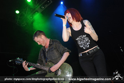 Deadline - at The Hmv Forum - London, England - March 26, 2010