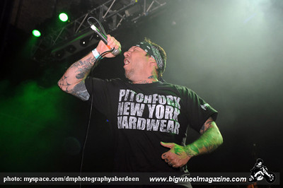 Agnostic Front - at The Hmv Forum - London, England - March 26, 2010