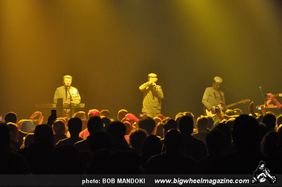 DEVO - Grand Opening night of The Crown Theater inside Rio All-Suite Hotel & Casino - Las Vegas, NV - June 19, 2010