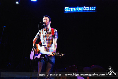 Frank Turner - at The Troubadour - West Hollywood, CA - September 8, 2010