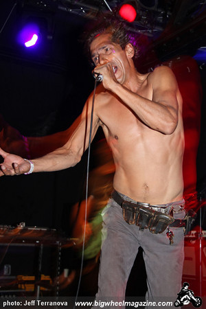Stains - at The EchoPlex - November 7, 2010