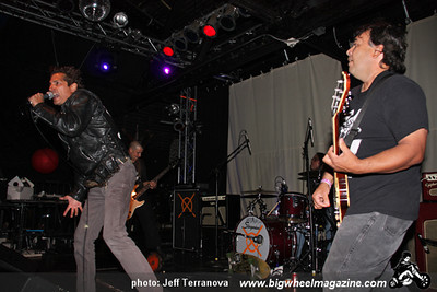 Frontier Records 30 Year Anniversary - Stains - at The EchoPlex - November 7, 2010