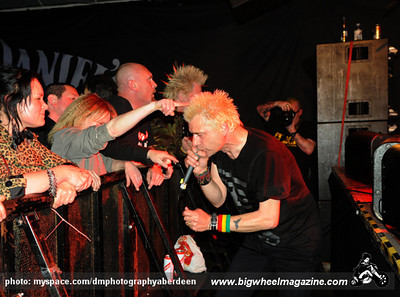 GBH - at Studio 24 - Edinburgh, UK - May 15, 2010