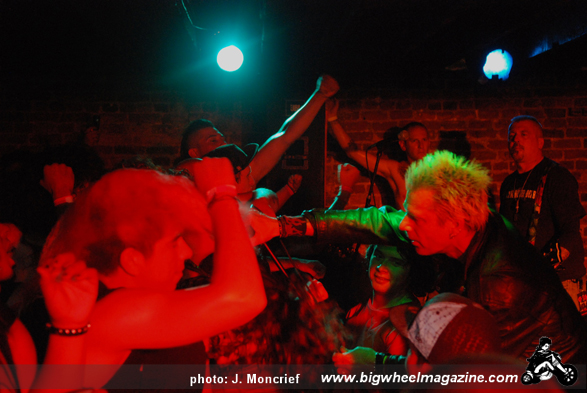 Show Preview: GBH - Adolescents - 5th Wave - at The Fonda Theatre - Los Angeles, CA - September 13, 2014