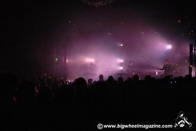 Gary Numan - at El Rey Theater - Los Angeles, CA - November 4, 2010