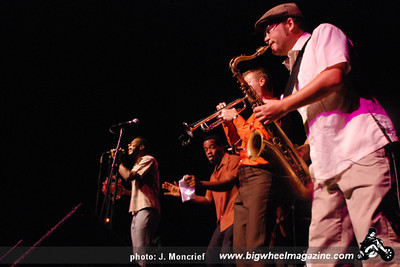 Hepcat - at The Music Box at Fonda Theater - Hollywood, CA - August 20, 2010