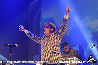 Madness - at The 02 Academy - Glasgow, Scotland - November 27, 2010