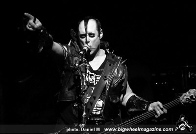 The Misfits - JuiceHead - Rodents Of Unusual Size - Joe's Garage - MBD at The Galaxy Theater - Santa Ana, CA - November 14, 2010