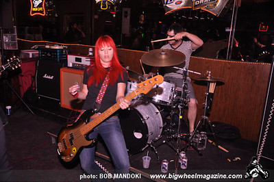 Pigasus - Electric Sister - Lydia Vance - Flex Bronco - at Boomers Bar - Las Vegas, NV – June 19, 2010