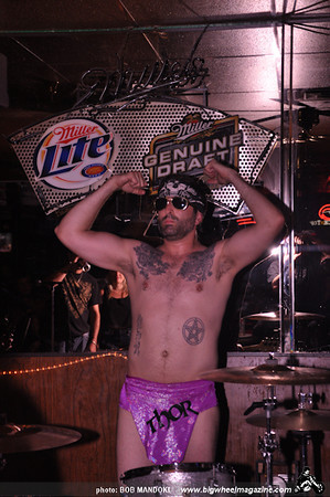 Pigasus - Electric Sister - Lydia Vance - Flex Bronco - at Boomers Bar - Las Vegas, NV – June 19, 2010