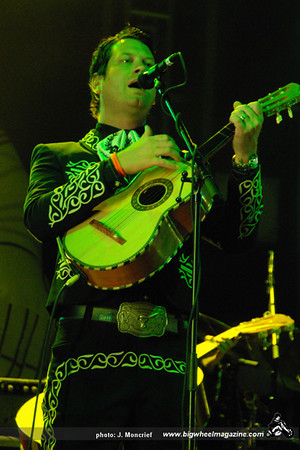 Primus - Mariachi El Bronx - at Club Nokia - Los Angeles, CA - September 16, 2010
