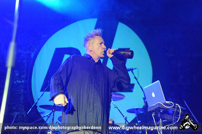Public Image LTD - at The ABC - Glasgow, Scotland - July 26, 2010