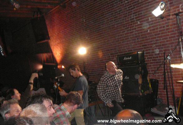 Scream at Club Lingerie photo