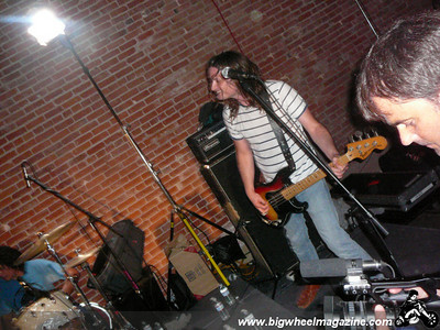 Redd Kross - at Club Lingerie - Hollywood, CA - October 13, 2010