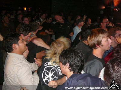 Scream - at Club Lingerie - Hollywood, CA - October 13, 2010