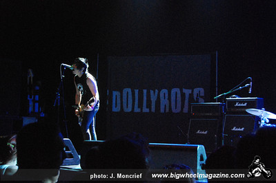 The Dollyrots- at Club Nokia - Los Angeles, CA - September 19, 2010