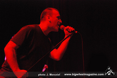 Screeching Weasel - at Club Nokia - Los Angeles, CA - September 19, 2010