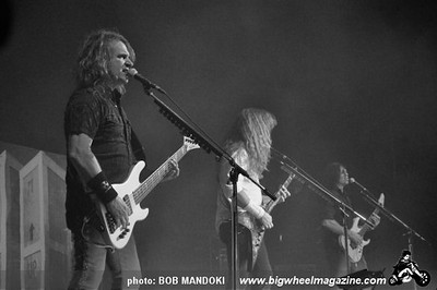 Megadeth - at The Pearl in The Palms Casino - Las Vegas, NV - October 20, 2010