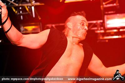 Goldblade - at The Liquid Rooms - Edinburgh, UK - October 2, 2010