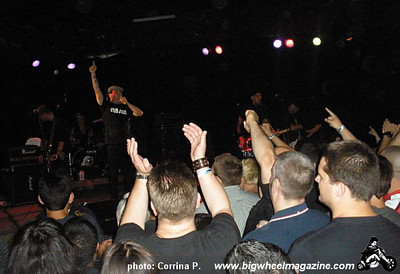 Street Dogs - at The Glasshouse - Pomona, CA - August 15, 2010