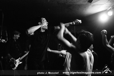Street Dogs - at Narcucci's - Bakersfield, CA - October 14, 2010