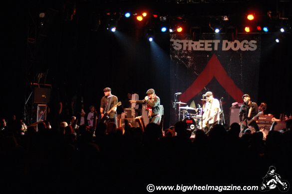 Show Preview: Street Dogs - Devil's Brigade - The Interrupters - and Jason Cruz and the Howl - at House of Blues - Anaheim, CA - March 14, 2014