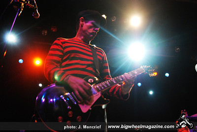 Devil's Brigade - at The El Rey Theater - Los Angeles, CA - October 9, 2010
