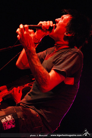 Subhumans - AHeads - Cross Stitched Eyes - The God Awfuls - Animalitos - at Glass House - Pomona, CA - June 5, 2010