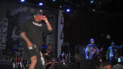 Suicidal Tendencies - at The Filmore - San Francisco, CA - October 20, 2010