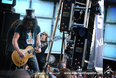 Slash - Sunset Strip Music Festival 2010 - On The Sunset Strip - West Hollywood, CA - August 26-28th, 2010