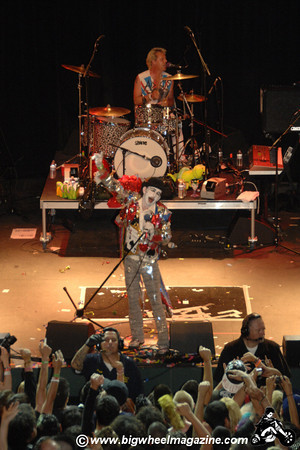 The Adicts - at The FOX Theater - Pomona, CA - July 3, 2010