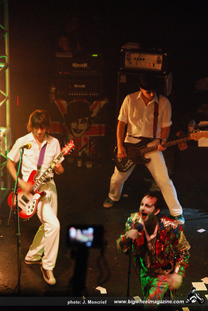 The Adicts - at Key Club - Hollywood, CA - September 17, 2010
