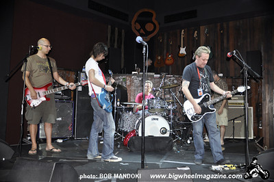The Adicts - at Wasted Space inside the Hard Rock Casino - Las Vegas, NV - July 4, 2010