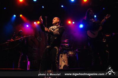 Mariachi El Bronx - at The El Rey Theatre - Los Angeles, CA - April 20, 2010