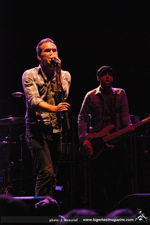 The Gaslight Anthem - Tim Barry - at The Wiltern - Los Angeles, CA - July 21, 2010