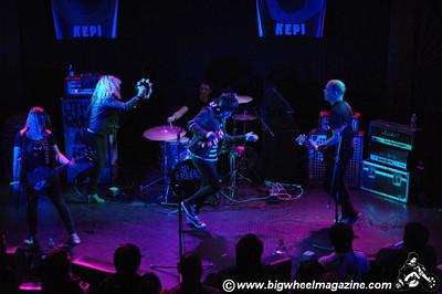 Kepi Ghoulie - at The Troubadour - Los Angeles, CA - November 26, 2010