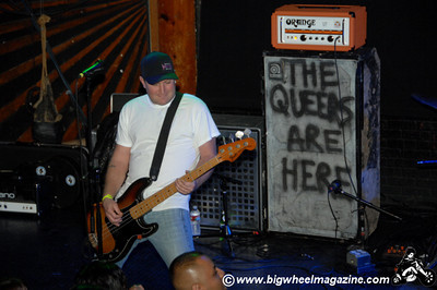 The Queers - at The Troubadour - Los Angeles, CA - November 26, 2010