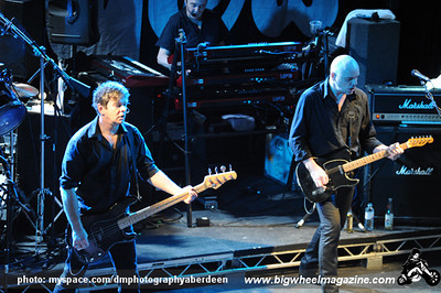 The Stranglers - at The Forum - Aberdeen, UK - February 28, 2010