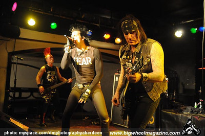 Total Chaos - at The Beirkeller - Bristol, UK - March 25, 2010