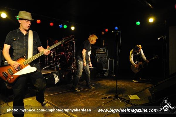 UK Subs - at The Beirkeller - Bristol, UK - March 25, 2010
