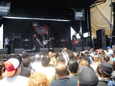 VANS Warped Tour - at Home Depot Center - Carson, CA - June 25, 2010