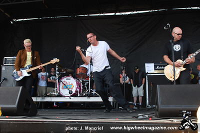 VANS Warped Tour - at Ventura Country Fairgrounds - Ventura, CA - June 27, 2010