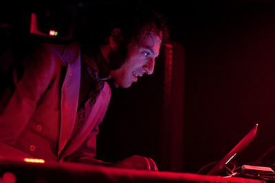 2010.07.10 : Daedelus live at the Rhythm Factory