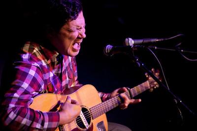 2010.09.21 : Damien Jurado live at the Jazz Cafe